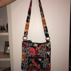 Vera Bradley Crossbody Hipster Bag OBO